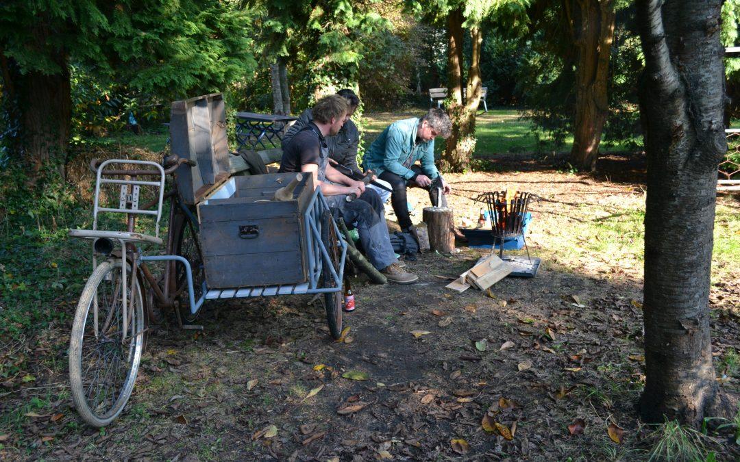 Vers hout workshops