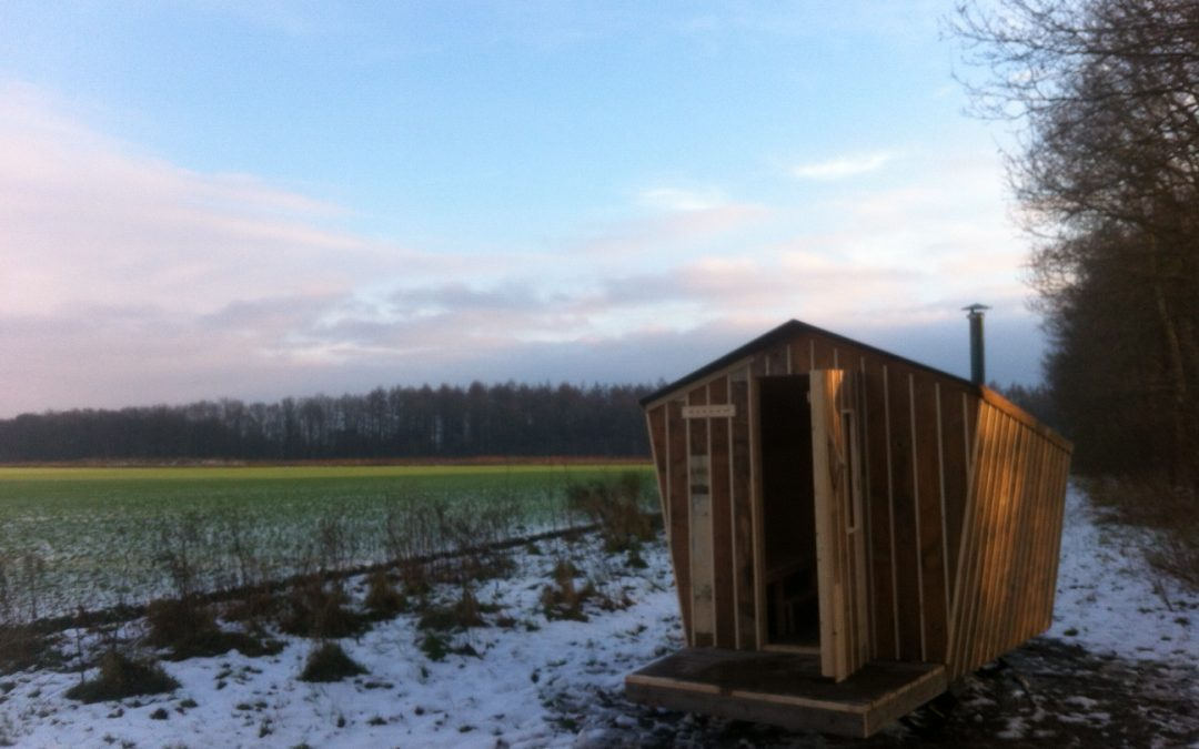 Mobiele Sauna